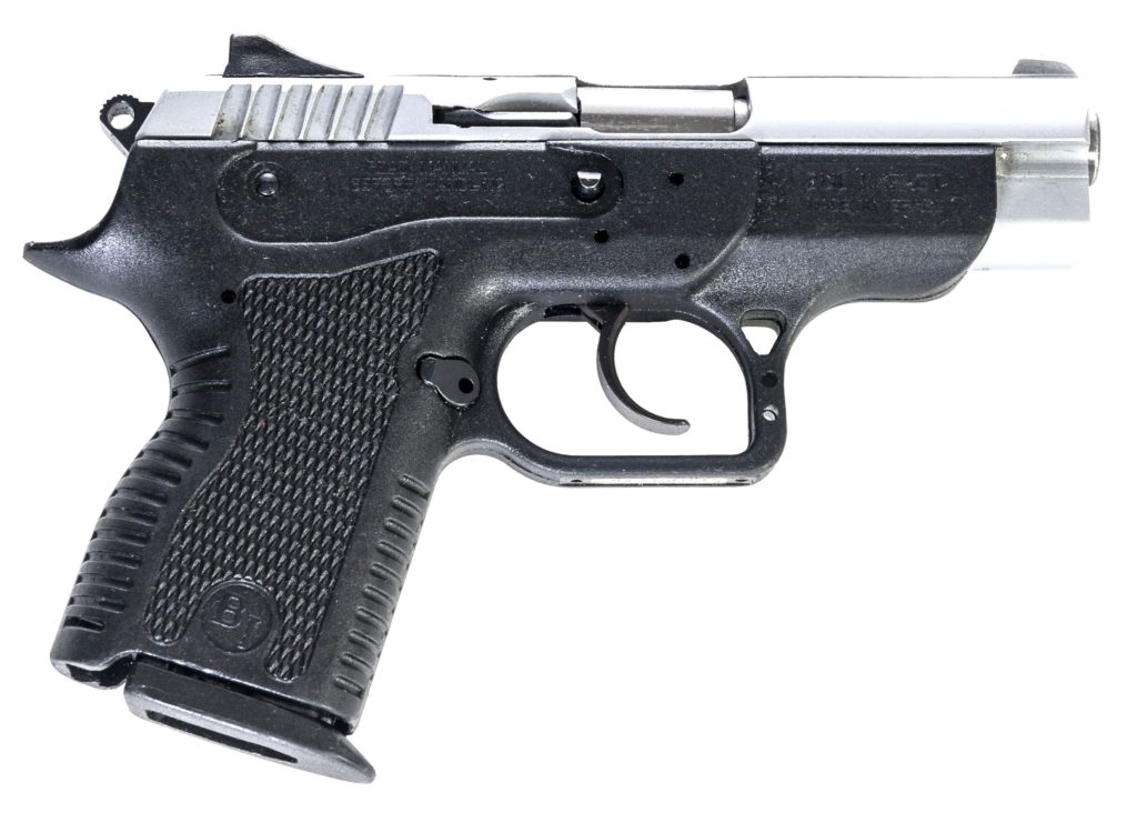 Samonabíjecí pistole Bul Impact r. 9mm Luger - dvoutón
