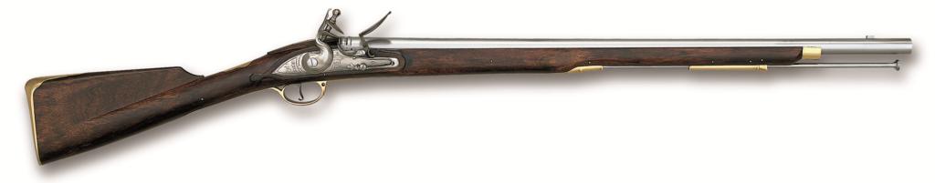 Křesadlová karabina S. 262 Brown Bess cal. .75